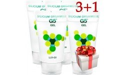 Silicium G5® en Gel - 150 ml - 3 + 1 Gratuit